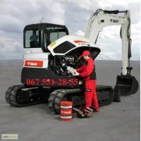 Bobcat сервис и ремонт техники Бобкет