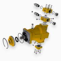 Ремонт аксиально-поршневых гидронасосов и гидромоторов