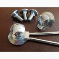 Болт кріплення втулки шпиці (зуба) сіно (грабарки) ворушилки на 4 або 5 коліс
