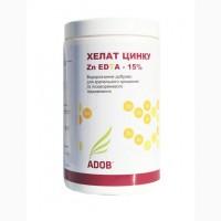 Хелат цинку Zn EDTA 15% (ADOB, Польща) 1 кг
