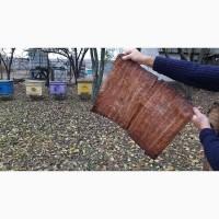 Продам коврики з вуликів покриті прополісом