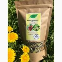 Ферментированный органический чай Малина+липа