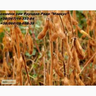 Семена сои, сорт стойкий к технологии Раундап Рэди Максус
