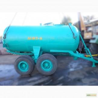 Бочка МЖТ-8 цистерна, прицеп, емкость