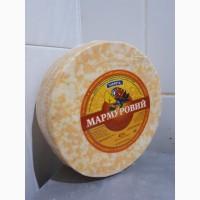 Сыр твердый Мраморный, 50% жира в сухом веществе