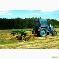 Грабли-ворошилка роторные ГВР-630