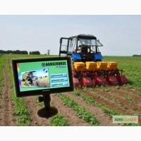 GPS система параллельного вождения(курсоуказатель, агронавигатор) AGRICOURSE (АГРИКУРС)