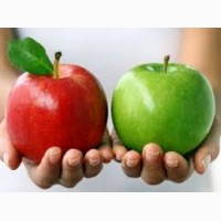 Продам яблоки 1-й, 2-й сорта. (Айдаред, семеренко)