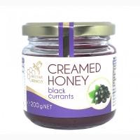Продам крем-мед с черной смородиной ТМ Nectar Senco
