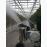 Оборудование для дезинфекции помещений птицефабрик, свиноферм, теплиц