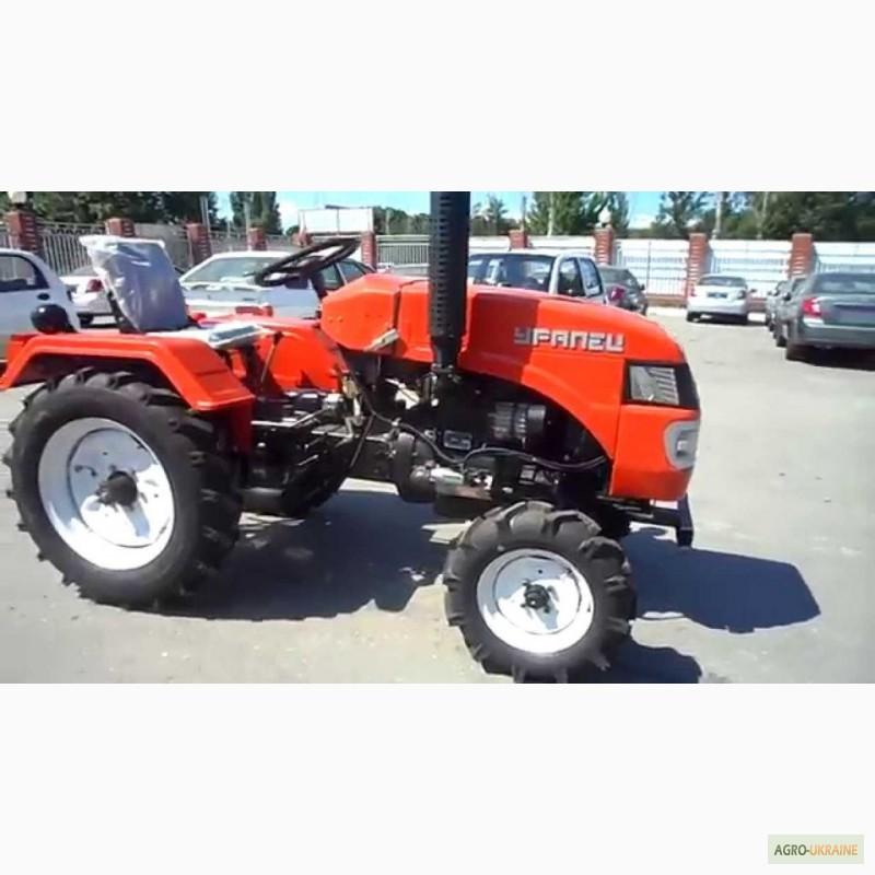 Купить ми трактор уралец