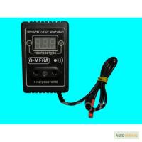 Цифровой терморегулятор для инкубаторов