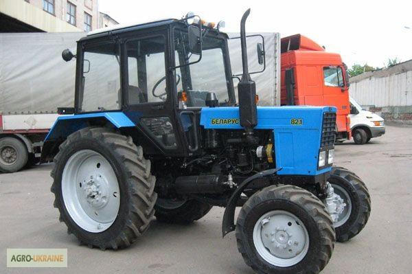 Трактор колесный МТЗ 80 - autoline-ge.com