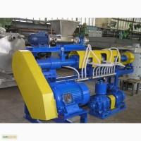 Пресс-гранулятор ЧП-100 с измельчителем для переработки зеленой массы