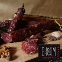 Ковбаса сиров#039;ялена мацикова пряна
