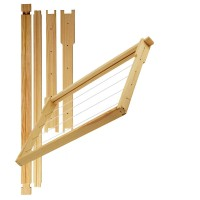 Рамка для ульев Дадан в сборе (470х435х300)