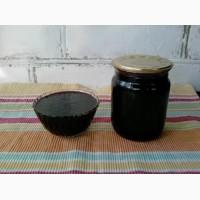 Домашнее варенье из ягод черной бузины