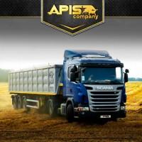 Послуги перевезення зерна по Україні (зерновози)