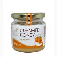 Продам крем-мед с абрикосами ТМ Nectar Senco