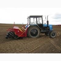Машина для посадки лука-севка и чеснока МПЛС (двухстрочная)