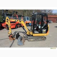 Продам мини экскаватор CAT Lift Trucks 301.7 D ( 1609)