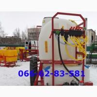 Прицепной полевой опрыскиватель Polmark ОП-2000, ОП-2500 используется для обработки ОП