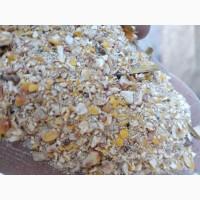 Продам отходы Кукурузы, отсев, фасованный в мешках, 5, 80 за кг