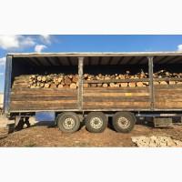 Продам в больших количествах дрова твердых пород и дрова фруктовые