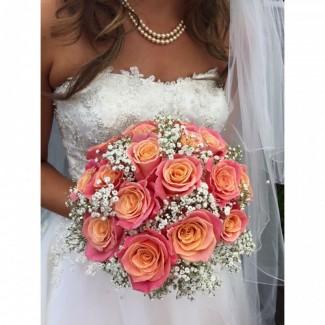 Cвадебнные букеты, оформление свадьб