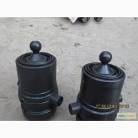 Гидроцилиндр ЦС ГАЗ -САЗ 6-ти штоковый