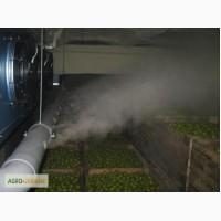 Зволожувач повітря для холодильних камер