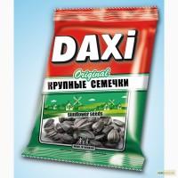 Жареные семечки оптом от ТМ Дакси 60 г