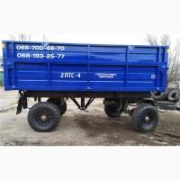 Прицеп тракторный 2ПТС-4 ( причіп тракторний)