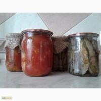 Продам консерву рыбную домашнего приготовления