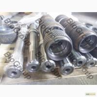 Ролики и обечайки к гранулятору ОГМ 1, 5