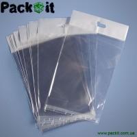 Продам пакеты с европодвесом, евро слотом, липкой лентой, упаковочные, фасовочные