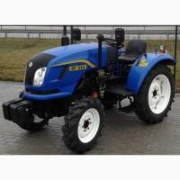 Трактор DongFeng-244D новий, з заводу, з виставки, 2013р