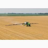 Оказываем услуги по опрыскиванию полей, внесение гербицидов, десикация