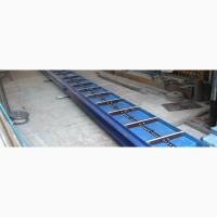 Скребковые транспортеры для уборки навоза