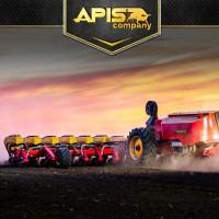Посів кукурудзи, соняшника, сої та зернових культур в Україні