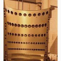 Ремонт первого соплового пакета газотурбинного двигателя Siemens SGT