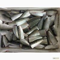Морская рыба, сардина, сардинелла, скумбрия свежемороженая