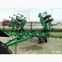 Джон Дир 960 культиватор тяжелый 8 метров захвата