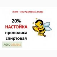 Продаю 20% настойку прополиса
