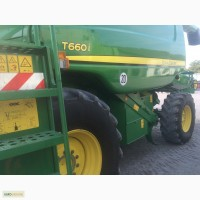 ������ ������� Jonh Deere T660