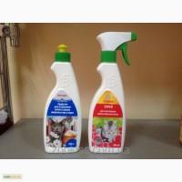 Подарочный набор Зоостирка + Спрей для уничтожения запаха кошачьих меток 97 грн