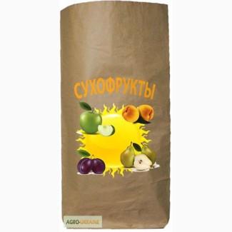 Бумажные мешки под Сухофрукты от производителя