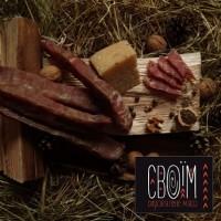 Ковбаса сиров#039;ялена мацикова з пармезаном