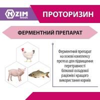 Проторизин ENZIM Feeds - Ферментний препарат ЕНЗИМ (Україна)