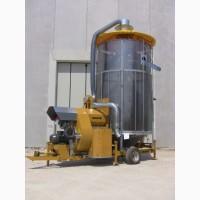 Мобильная зерносушилка Mecmar D20/153T